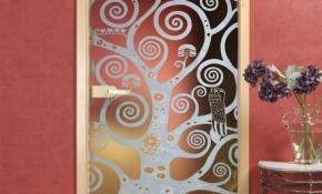 drzwi - szklane