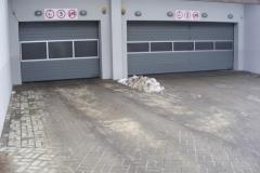 dostawa i montaz bram segmentowych przemyslowych do garazowiska