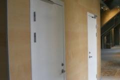 drzwi kladziny