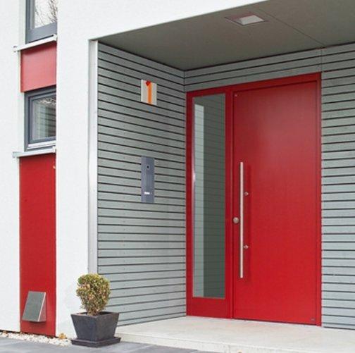 Drzwi wejściowe wewnętrzne i zewnętrzne